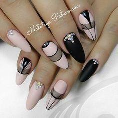 and Beautiful Nail Art Designs Bright Nail Designs, Elegant Nail Designs, Elegant Nails, Stylish Nails, Nail Art Designs, Fabulous Nails, Gorgeous Nails, Cute Nails, Pretty Nails