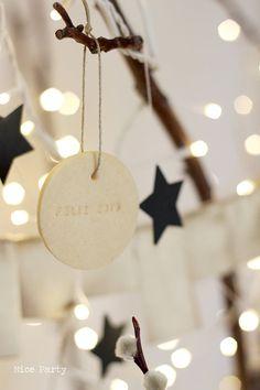 Feliz 2013 cookie ornament by NiceParty on Etsy, €25.00