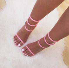 Shoeselfee Ways Stilettos Stilettos, Stiletto Heels, Cute Heels, Sexy Heels, Strappy Heels, Sandal Heels, Heeled Boots, Shoe Boots, Shoes Heels