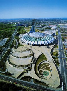 Parc Olympique de Montréal Olympic Park of Montreal