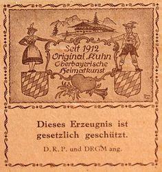 www.tortula.de - 100 Jahre Kuhn - 100 Jahre Original Oberbayerische Heimatkunst (2-6)