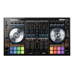 RELOOP MIXON 4  4-CH. HIGH PERFORMANCE HYBRID DJ CONTROLLER / Authorized Dealer