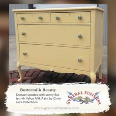 general finishes buttermilk yellow - Google Search