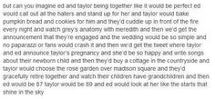 What even! This is beautiful! But they both should choose who they want to date! But that would be so adorable!
