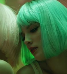 Halsey's 7 Hottest Music Videos Will Make You Sweat — and Blush - Modern Halsey Singer, Hottest Music Videos, Black And White Cartoon, Photoshoot Concept, Gorgeous Eyes, Girl Gifs, Female Singers, Her Music, My Hair
