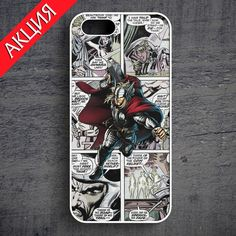 """Thor"" Case for iPhone 4/4S, 5/5S, 6. Worldwide shipping. Store's url http://vk.com/market-71763847"
