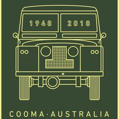 70 years of Land Rover Cooma 2018