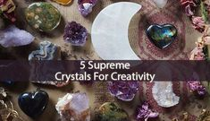 Crystals For Creativity – When it comes to creativity, people often face a lack of it. And it shouldn't be a problem, until you depend on your creativity. There are numerous jobs and activities that require a huge amount of creative energy and great new ideas. This when these crystals will come in handy.