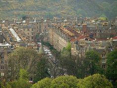 Lived here - Spottiswoode Street, Edinburgh