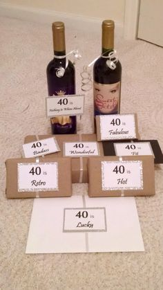 40th Birthday Gifts For My Sister Didnt Have Time To Get 40