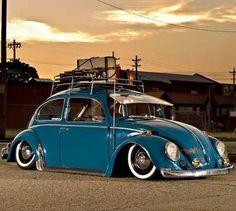 vw loaded with accessories Vw Rat Rod, Vw Mk1, Vw Volkswagen, Cool Bugs, Vw Cars, Vw Beetles, Vw Camper, Campers, Street Rods