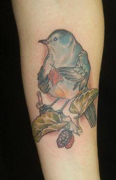 bluebird of happines