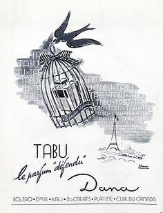 Dana 'Tabu', 1948