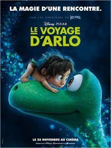 En salles aujourd'hui, Le Voyage D'Arlo a t-il parlé à l'âme d'enfant de @LaurentDoucet