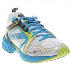 Scott MK3 Performance Shoe  Womens  whiteelectric blue size 95 *** Find out more about the great product at the image link.
