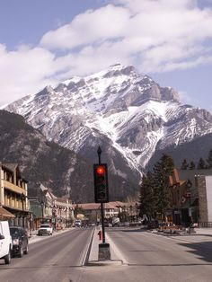 Banff *Cascade Mountain*