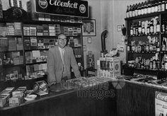 Opas Tabakwarenladen Behnke/Timeline Images #1950s #Geschäft #Laden #Nostalgie #Lotto #Tabakladen