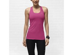 Nike Dri-FIT Touch Tailwind Women's Running Tank Top