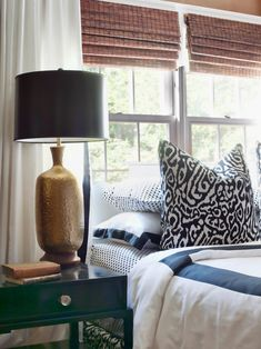 10 Top Window Treatment Trends | Window Treatments - Ideas for Curtains, Blinds, Valances | HGTV