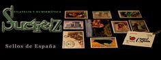 Sellos de España (Spain's stamps)
