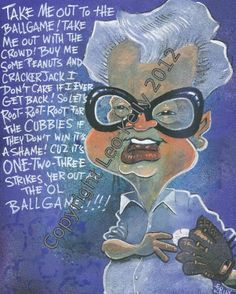 Harry Caray, The Cubs, and a Transistor Radio-Listening to the Ballgame with My Grandfather, some of my best memories!