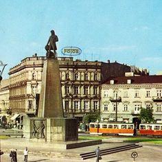 Łódź Plac Wolności