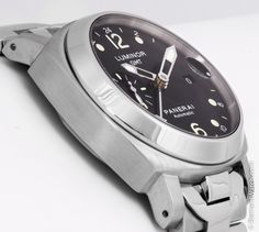 Panerai - Luminor GMT : PAM 160 : Bernard Watch