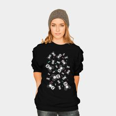 Panda Freefall Crewneck By Noondaydesign Design By Humans