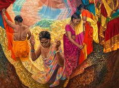 The Ganges by Kathleen Scarboro