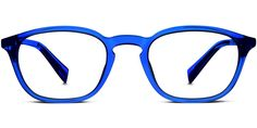 Burroughs in Canton Blue (really like the shape of this frame, also available in a brown)
