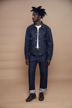 Levi's Vintage Denim | Shop now at The Idle Man | #StyleMadeEasy