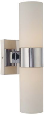 Contemporary Opal Glass Minka-Lavery Wall Sconce - #EUK3363 - Euro Style Lighting
