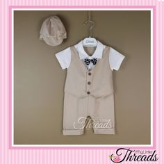 Baby Boys Christening, Wedding and formal wear outfits