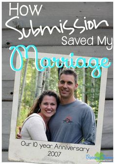 """How Submission Saved My Marriage by Raising Clovers - See how God taught me to """"duck"""" & get out of the way of what He was doing in my marriage. http://www.raisingclovers.com/2015/07/30/how-submission-saved-my-marriage/"""