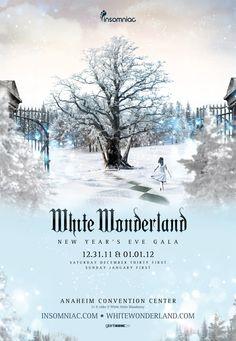 White Wonderland: 12/31/11–1/1/12