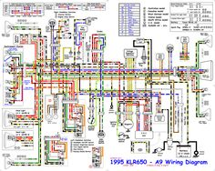 Wiring harness changes pre and post 08? - KLR650.NET Forums - Your Kawasaki KLR650 Resource! - The Original KLR650 Forum!