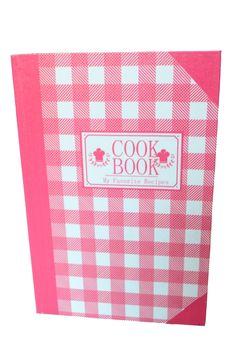 Caixa-livro ansiosa por receitas delícia. Na heart butter: ~https://www.facebook.com/heartedbutter~