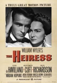 the heiress movie poster | The Heiress (1949)