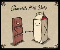 Funny pictures about Chocolate Milk Shake. Oh, and cool pics about Chocolate Milk Shake. Also, Chocolate Milk Shake photos.