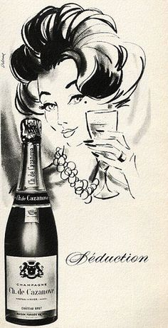 rogerwilkerson:  Champagne - 1963
