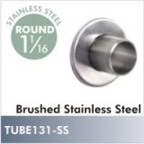 Stainless Steel 3 hole flange $16.00