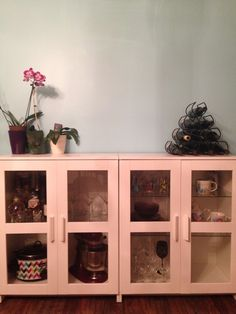 ikea brimnes glass door cabinet - Google Search | Home - Storage ...