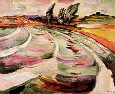 Edvard Munch - sem título 2524