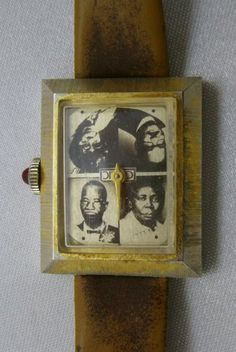 RARE Vintage COGIC Wristwatch Church of God in Christ Bishop C H Mason & Others