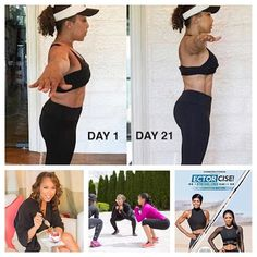 Curva-Lish: 21-Day ECTORcise Challenge Inspired by Marjorie Harvey