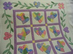 Crazy Hearts found on Steven Lennert FB - I have this pattern, but just never get to it