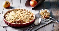 Φτιάξε apple crumble με τα πρώτα μήλα -Το light γλυκό με τις λίγες θερμίδες που λιώνει στο στόμα