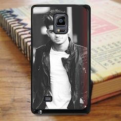 Zyan Malik Singer One Direction Samsung Galaxy Note Edge Case