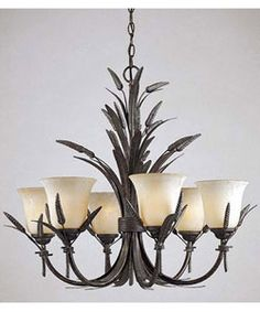 @Overstock - Add to your home decor with this lovely chandelier Unique chandelier with metal construction One-tier chandelier brightens any roomhttp://www.overstock.com/Home-Garden/Wheat-Collection-6-light-Chandelier/2481258/product.html?CID=214117 $219.99