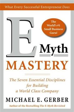 April 27.  E Myth Mastery.  A good book, but the story/narrative framework is not very helpful. The E Myth Revisited is probably the main book you need to read in his paradigm to understand the model. it is a good model.